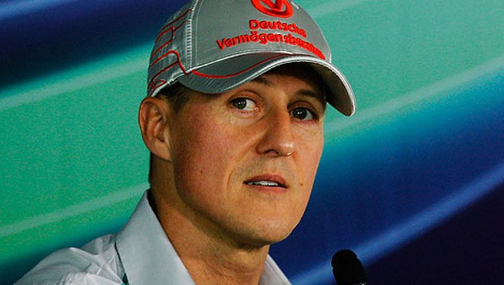 michael schumacher a iesit din coma, michael schumacher accident