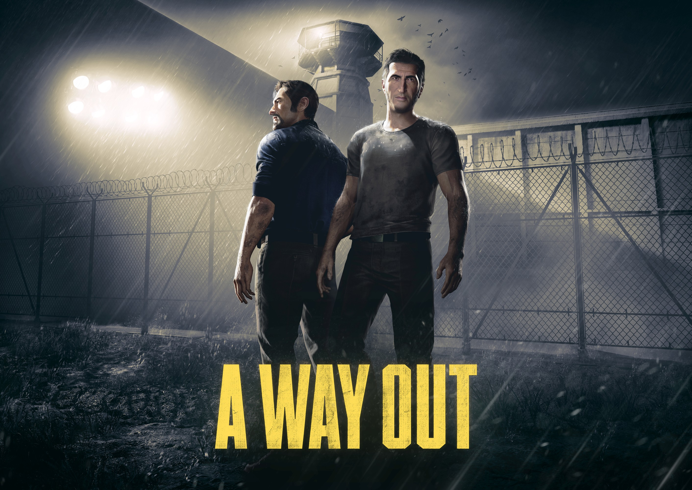 A Way Out, Electronic Arts, Prison Break
