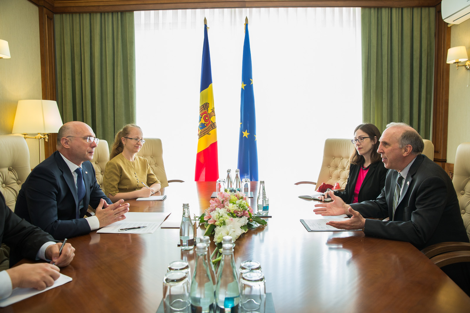 chisinau washington, filip trump, moldova sua