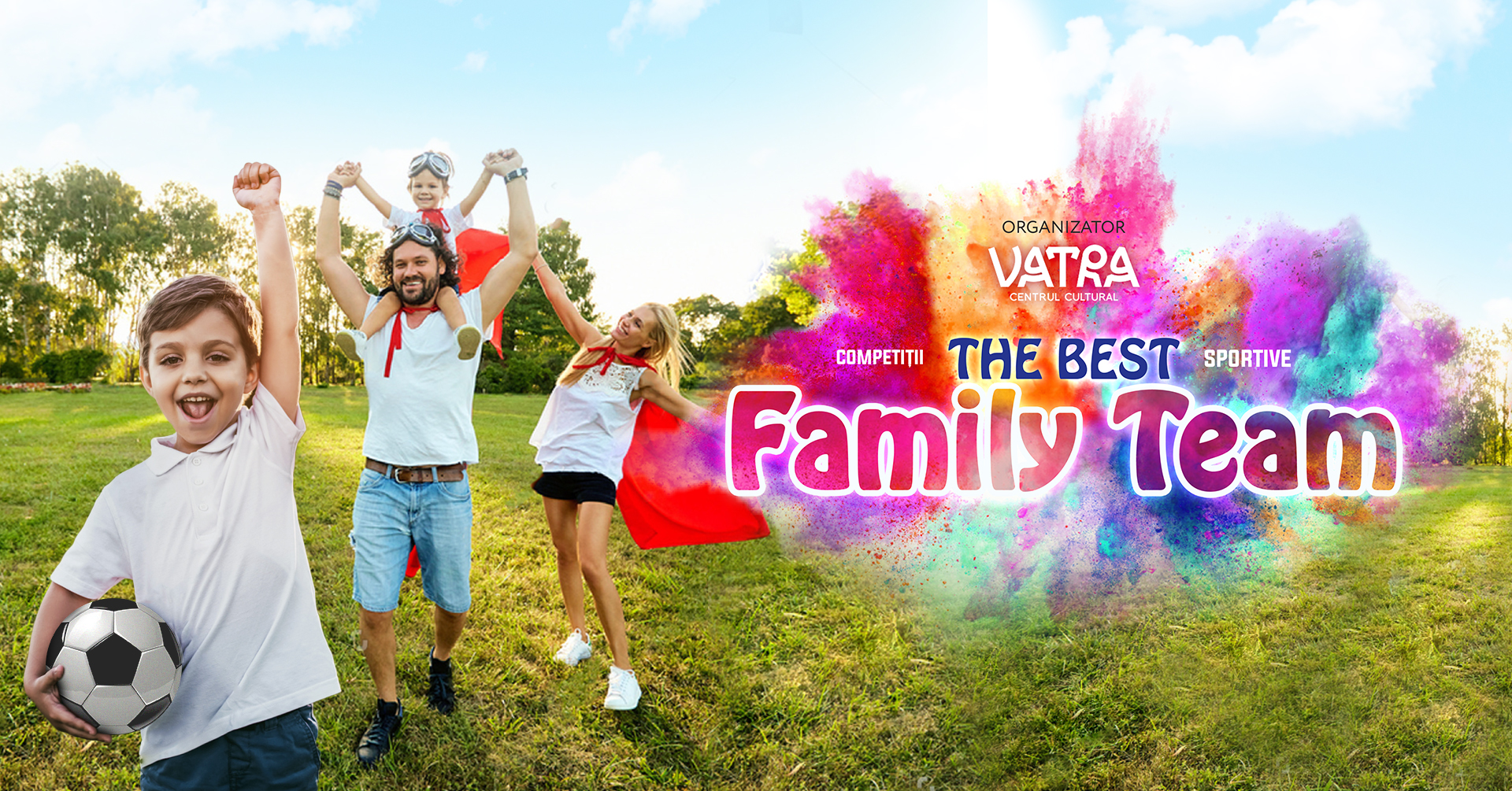 VATRA, complexul VATRA, the best family team,