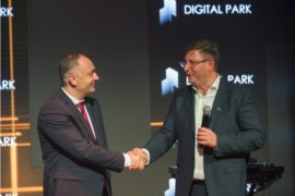 Deschiderea Digital Park IT