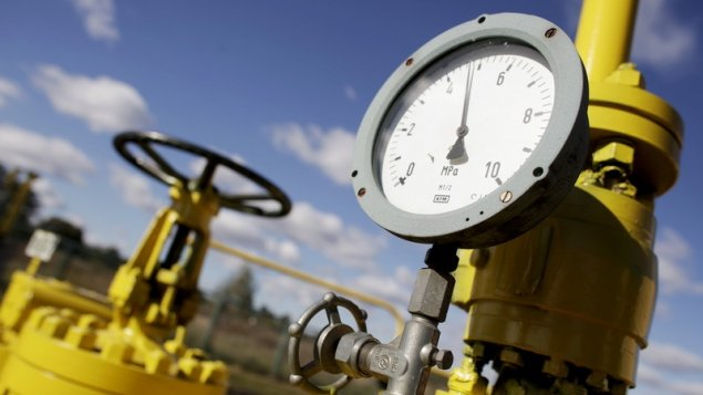 Flux revers, Moldova gaz, contract