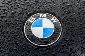 BMW, semn, automobile