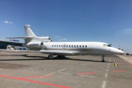 avion privat, avion privat chisinau, un avion privat a aterizat la chisinau