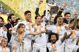 Real Madrid, SuperCupa Spanie