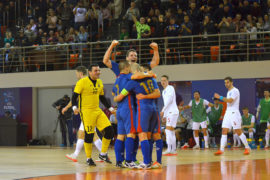 Nationala Moldoevei la Futsal